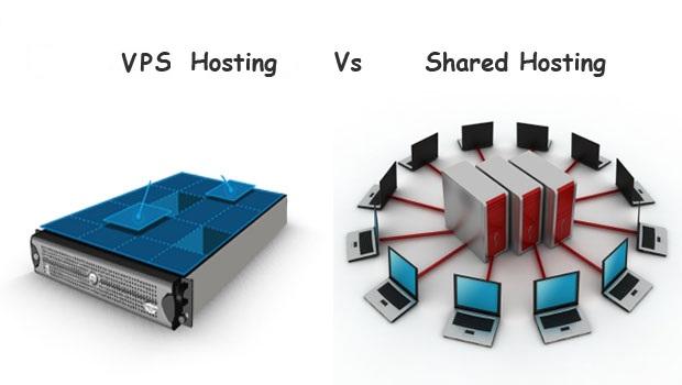 VPS хостинг или обычный хостинг - отличия