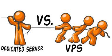 Выбор между VPS и выделенным сервером: преимущества и недостатки