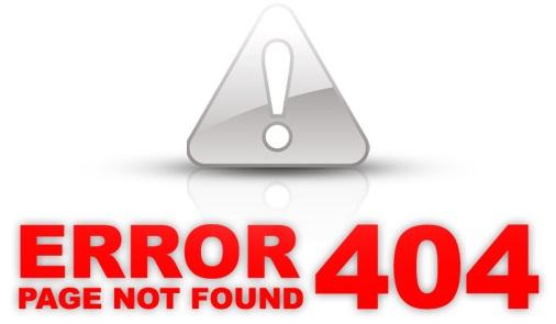 Обработка 404 ошибки