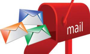 Нагрузка почтового сервера