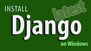 Установка Django + Python на windows 7