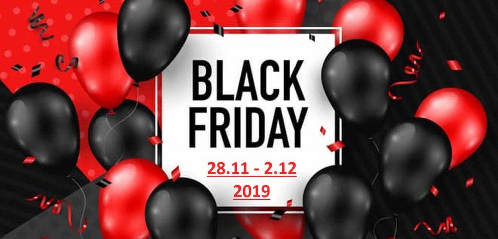 Черная пятница 2019 в Админвпс
