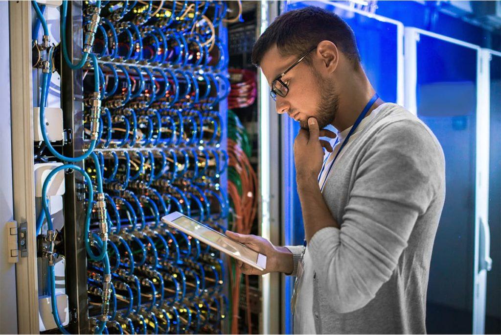 Работоспособность инфраструктуры VPS хостинга